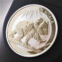 【純銀 コイン 銀貨】コアラ銀貨 1オンス 2016年製 オーストラリアパース造幣局発行(コインケース入り) シルバー 品位99.9% エリザベス女王