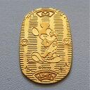 【純金 小判 金貨】24金 ディズニー小判 20g 1942年 箱付き 送料無料 Disney Mickey Mouse