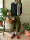 【30%OFF SALE】OMNIGOD(オムニゴット) キュロットスカート(53-689H)
