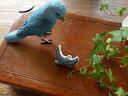 haupia(ハウピア) 冬鳥がちいさく鳴バレッタ(ACMF1444-0316)