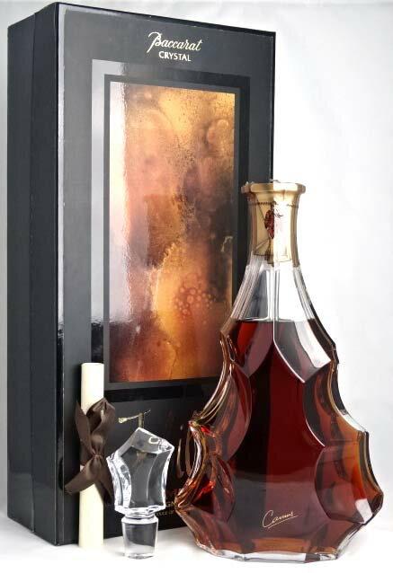■終売品■ カミュ ジュビリー バカラ 700ml 40度 外箱・替え栓・冊子付属 ブランデー Cognac CAMUS JUBILEE A04074