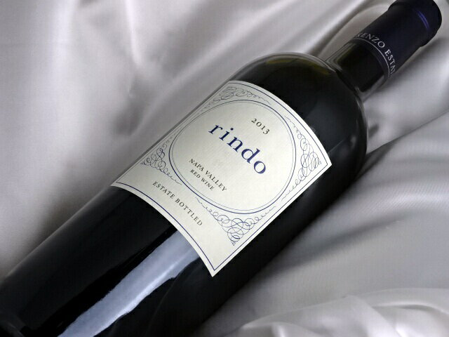 KENZO ESTATE rindo【紫鈴 りんどう】2013年/ケンゾー エステイト カリフォルニア ナパ・ヴァレー 赤ワイン 750ml R2013