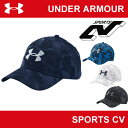 アンダーアーマー メンズ 帽子 キャップ UNDER ARMOUR UAプリントブリジングキャップ〔AAL2507〕