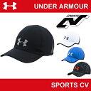 【帽子】UNDER ARMOUR(アンダーアーマー)UA RUNシャドーキャップ〔ARN4116〕【ヒートギア】