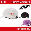 | 在庫限り販売終了 | アンダーアーマー レディース キャップ 帽子 55-57cm対応 UNDER ARMOUR UAウーマンズアーマーソリッドキャップ〔A...