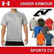 【セール対象商品】【メンズTシャツ】UNDER ARMOUR(アンダーアーマー)UA テックHGプリント〔MTR2998〕【半袖】【ヒートギア】