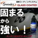 洗車 ガラスコーティング ガラスコーティング剤 撥水コーティ...