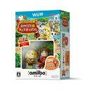 【即納★新品】Wii U どうぶつの森 amiiboフェスティバル ケント付き