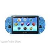 ★新品・即納★PS Vita PlayStation Vita Wi-Fiモデル アクア・ブルー(PCH-2000ZA23)