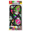 【発売日前日出荷★新品】NSW QUICK POUCH COLLECTION for Nintendo Switch(splatoon2)Type-B【2017年07月21日発売】