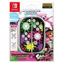 【発売日前日出荷★新品】NSW Joy-Con SILICONE COVER COLLECTION for Nintendo Switch(splatoon2)Type-A【2017年07月21日発売】