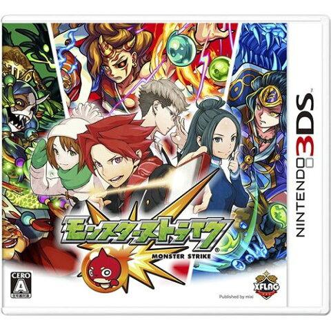 【即納★新品】3DS モンスターストライク【あす楽対応】