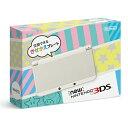 ★新品★3DS Newニンテンドー3DS ホワイト(KTR-S-WAAA)