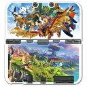 【即納★新品】3DS モンスターハンター ストーリーズ カバー for Newニンテンドー3DS LL