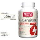 カルニチン サプリメント L-カルニチン 500mg 100...