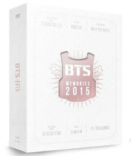 新品☆2016/06/21発売予定!BTS MEMORIES 2015 4DVD+フォトブック 防弾少年団 【DVD】