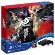新品☆2016年9月15日発売予定!PlayStation 4 Persona5 Starter Limited Pack(CUH-10012)