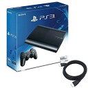 【新品】【即納】PlayStation3 チャコール ブラック 500GB (CECH4300C) 特典アンサー PS3用 HDMIケーブル2.0M付 貴重 プレイステーション3