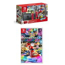 【新品】【即納】Nintendo Switch 「スーパーマリオ オデッセイセット」&「マリオカート8 デラックス」 セット 任天堂
