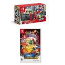 【新品】【即納】Nintendo Switch 「スーパーマリオ オデッセイセット」&「ポッ拳 POKKEN TOURNAMENT DX」 セット 任天堂