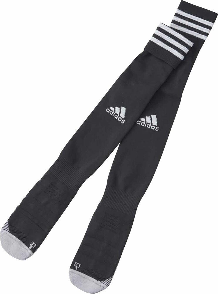 ラッキーシール対象adidas(アディダス)サッカーストッキングadiソックス18DRW46BLK/