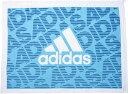 【ラッキーシール対象】adidas(アディダス)水泳水球競技タオルWRAP TOWEL LFTM27ショックシアンS19/W