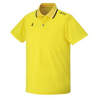 SRIXON(スリクソン)テニスポロシャツジュニア ポロシャツSDP1515Jイエロ-の画像