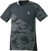 GOSEN(ゴーセン)テニス(男女兼用 テニス・バドミントンウェア) ゲームシャツT1724の画像