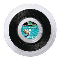 GOSEN(ゴーセン)テニスウミシマ AKプロ16ロール ブラックTS7062BKの画像