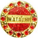HATACHI(ハタチ)Gゴルフ【男女兼用 グラウンドゴルフ用マーカー】 クリスタルマーカーBH6035