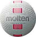 モルテン Moltenバレーボールソフトバレーボールデラックス 白ピンクS3Y1500WP