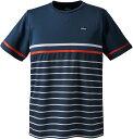 Prince(プリンス)テニスゲームシャツ メンズ テニス・バドミントンウエアTMU173T127