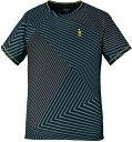 GOSEN(ゴーセン)テニスUNI ゲームシャツ 男女兼用 ユニセックス テニス・バドミントンT201439
