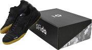 SFIDA(スフィーダ)フットサルスパイク【メンズ フットサルシューズ(屋外用)】 フットサルシューズ FUKMINE01OSFSH01BLACK