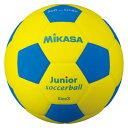 【ラッキーシール対象】ミカサ(MIKASA)サッカーボールスマイルサッカーボール 3号 YBLSF3JYBL