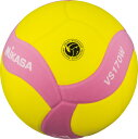【ラッキーシール対象】ミカサ(MIKASA)バレーボールFIVB公認スマイルバレー5号VS170WYP