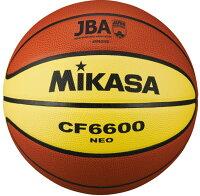 ミカサ(MIKASA)バスケットボールバスケットボール検定球6号CF6600NEOの画像