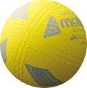【ラッキーシール対象】モルテン(Molten)バレーボールミニソフトバレーボール イエローS2Y1200Y