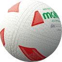 【ラッキーシール対象】モルテン(Molten)バレーボールミニソフトバレーボール 白赤緑S2Y1201WX