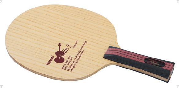 【ラッキーシール対象】ニッタク(Nittaku)卓球ラケットバイオリンJ FLNE6869