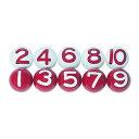 ニチヨー(NICHIYO)リクレション公認ボール(10個セット)NY10
