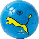 PUMA(プーマ)フットサルボールビッグキャット ファン フットボール サラ J08179323ATOMIC BLU