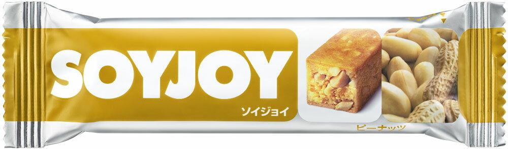 【ラッキーシール対象】SOYJOY(ソイジョイ)ボディケアスポーツ飲料ソイジョイ ピーナッツ(12個) 5455