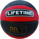 【ラッキーシール対象】LIFETIME(ライフタイム)バスケットボール3×3専用 バスケットボール 練習球SBBRB33