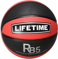 【ラッキーシール対象】LIFETIME(ライフタイム)バスケットボールバスケットボール6号球SBBRB6R/BKの画像