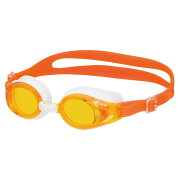 VIEW(ビュー)水泳水球競技ゴーグル・サングラスCHIDRENゴーグル4〜9歳用V710Jオレンジ