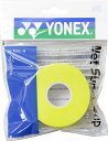 Yonex(ヨネックス)テニスグッズその他ウェットスーパーグリップ詰め替え用(5本入)AC1025イエロー