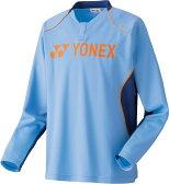Yonex(ヨネックス)テニススウェット・トレーナUNI ライトトレーナー31008スカイブルー