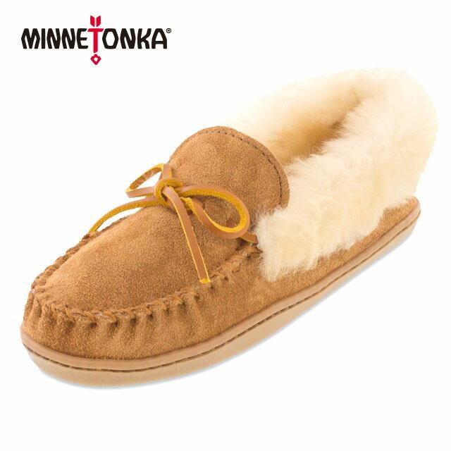 minnetonka ALPINE SHEEPSKIN MOC ミネトンカ レディース アルパイン シープスキン モカシン【送料無料】 337103376 3379