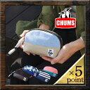 ショッピングチャムス チャムス【CHUMS】 SHELL POUCH SWEAT NYLON (ch60-0692-17ss) Men's & Lady's 5color □